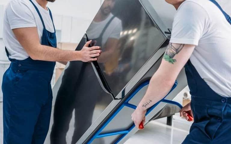 kühlschrank transportieren